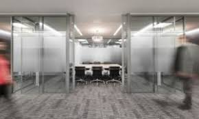 office wall panel. Construction Material Board Wall Panel Double Glass Partitions For Office