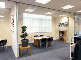 office separators. Amusing Seals Toughened Glass Office Partitions Space Desk Dividers Ireland: Full Size Separators D