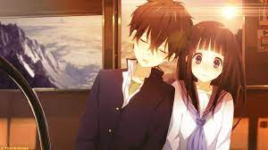 Cute Couple Anime Wallpapers ...