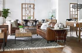 Living Room With Furniture Home Magnolia Home