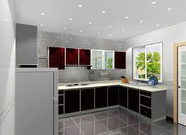 simple modern kitchen. Kitchen Simple Style Modern E