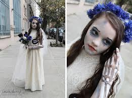 corpse bride makeup ideas