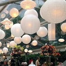 Flower Paper Lanterns Paper Lanterns Party Iamnoteworthy Co