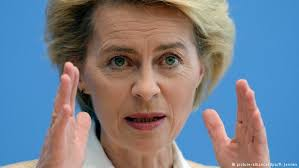 Немецкие политики уличенные в плагиате Мультимедийные  Урсула фон дер Ляйен