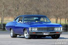 1967 Chevrolet Impala related infomation,specifications - WeiLi ...