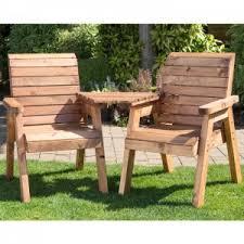 garden furniture. Redlands Twin Angled Companion Garden Set Furniture