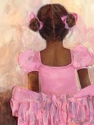 perfect ballerina african american wall art by kristina bass bailey