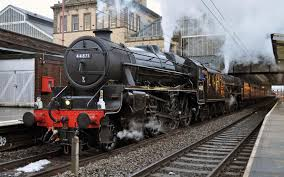 Steam Locomotive Wallpaper, Train ...