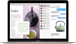 Use Two Mac Apps Side By Side In Split View Apple Support