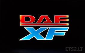 daf xf open pipe sound v 10 0 ets2 mods