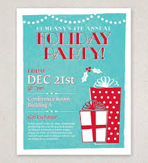 27 Holiday Party Flyer Templates Psd Free Premium