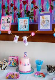 Princess Tea Party Menu Homemade Birthday Cakes Decoration Ideas