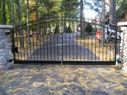 wrought iron privacy fence. Wrought Iron Privacy Gates Fence