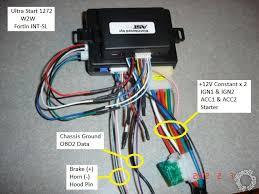 2002 2007 trailblazer remote start pictorial wiring diagram