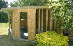 timber garden office. Completed 2014 Timber Garden Office