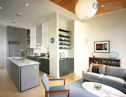 Small Picture Open Kitchen Designs In Small Apartments Inspiring well Small