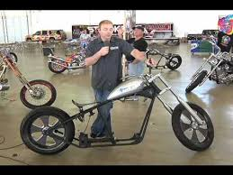 foremost insurance custom motorcycle from brass balls bobbers
