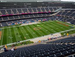 Chicago Bears Soldier Field Seating Chart Soldier Field Section 440 Seat Views Seatgeek