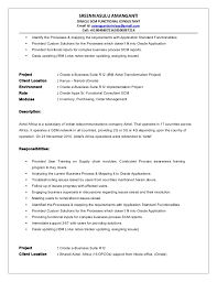 5 sreenivasulu amanganti oracle scm functional consultant - Oracle Consultant  Resume