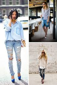 distressed and ripped jeans for summer 2019