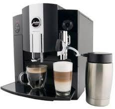 The #Jura-#Capresso Impressa C9 One Touch Automatic #Coffee Center is  designed