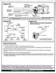 installed electric fan in place of clutch fan derale therostat heres the derale instructions that michaele30 posted