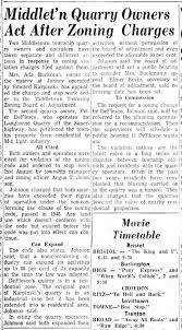 17 Oct 1956 BDC Middletown Quarries - Newspapers.com
