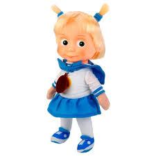 Мягкая <b>игрушка Мульти-Пульти Маша</b>-морячка 29 см - купить ...