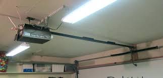 how to install a craftsman garage door opener installing craftsman garage door opener chamberlain garage door
