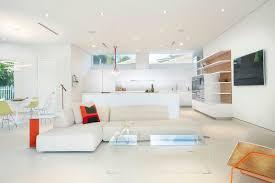 hygena matrix coffee living room modern with white wall medium tone wood coffee tables