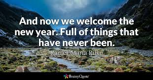 New Year Famous Quotes Fascinating Top 48 New Year's Quotes BrainyQuote