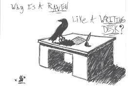 when is a raven like a writing desk fresh a raven like a writing desk by