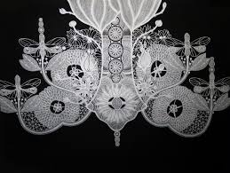 Paper Chandelier Artwork Tagged Black Paper By Mary Omalley Artist
