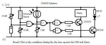 5 logic circuit worked examples security alarm circuit diagram at Sample Schematic Diagram For Alarm