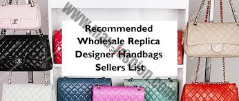 High End Designer Wholesale The 3 Best Wholesale Replica Designer Handbags Sellers List