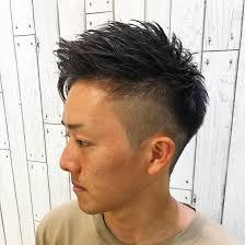 メンズヘア メンズ髪型 イケメン メンズカット ヘアスタイル ツー