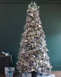 ... Frosted Fraser Fir Artificial Christmas Tree in-home by Balsam Hill