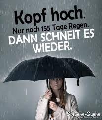 Bald Schneit Es Wieder Lustige Sprüche über Regenwetter