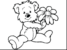 Free Spring Flower Colouring Pages Coloring Sheets Printable Flowers
