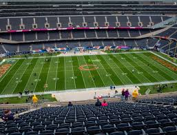Soldier Field Chart Soldier Field Section 438 Seat Views Seatgeek