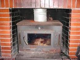 clean wood stove glass wood stove in fireplace do any of these look familiar how to