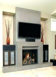 contemporary fireplace tv stand best images on modern pacer