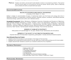 Great Resume Samples A Good Resume Ex Le Lovely Ex Le A Good
