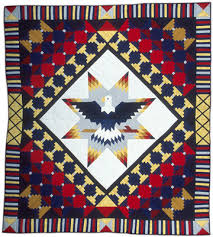 Native American Star Quilts | american eagle star quilt bear ... & Native American Star Quilts | american eagle star quilt bear soldier  quilters sioux bismark south . Adamdwight.com