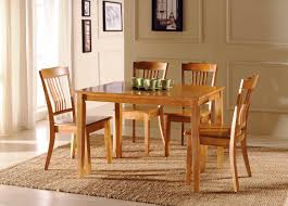 endearing wooden dining room furniture 21 light wood table and chairs decor ideas showcase