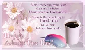 Administative Day Show Your Appreciation For Your Administrative Professionals By