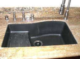 swanstone undermount granite kitchen sink sinks small island bowl