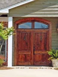 arched double front doors. Beautiful, Solid Wood Double Entry Door With Single Lite Arch Top Transom. Arched Front Doors
