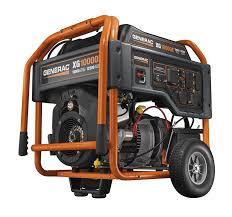 Generac Power Systems 10000 Watt Xg Series Portable