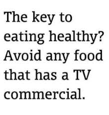 Commercial Quotes Quote for the Week on Food Commercials 9